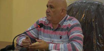 المهندس محمود الأمير مدير مركز التنمية المستدامة لموارد مطروح