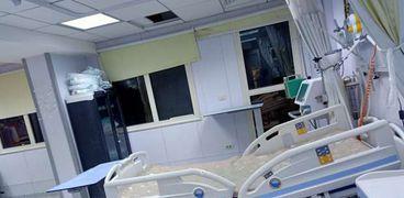 مستشفى العريش العام