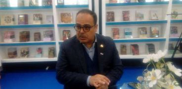 الدكتور عبدالعزيز المسلم، رئيس معهد الشارقة للتراث