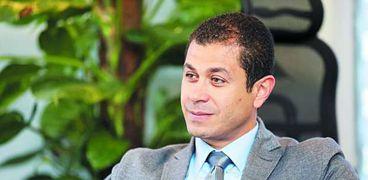 تامر عبدالفتاح المدير التنفيذي لصندوق تحيا مصر