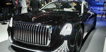 سيارة من معرض شنغهاى