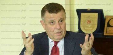 الدكتور محمود المتيني، رئيس جامعة عين شمس