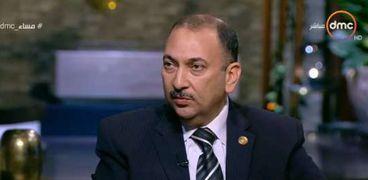 الدكتور طارق الرفاعي، مدير منظومة الشكاوي الحكومية،