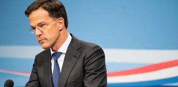 رئيس الوزراء الهولندي المستقيل مارك روته