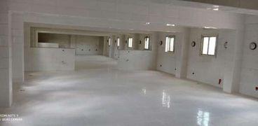 تطوير مستشفى سيدى سالم بكفر الشيخ