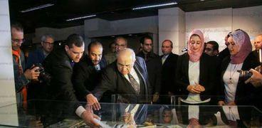 إضافات جديدة بمتحف السادات