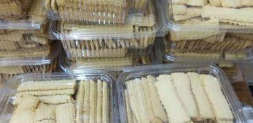 مشروع التغذية المدرسية بطنطا يطرح مخبوزات العيد