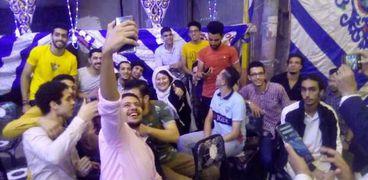 النائبة غادة صقر تتوسط المواطنين