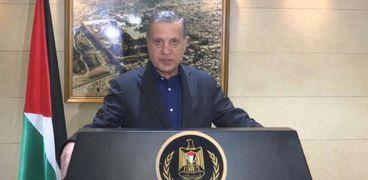 نبيل أبو ردينة، المتحدث باسم الرئاسة الفلسطينية
