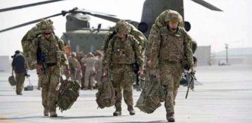 القوات البريطانية
