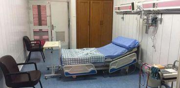 جانب من استعداد المستشفيات الجامعية