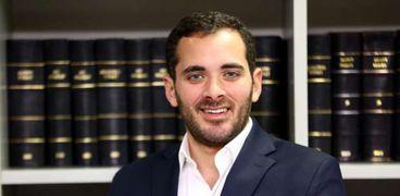 محمد وحيد المدير التنفيذى لمنصة جودة للتجارة الإلكترونية