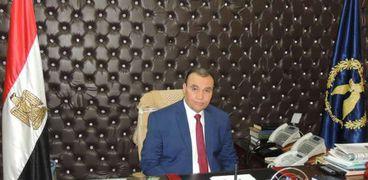 اللواء سمير أبو زامل مدير أمن المنوفية