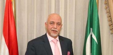 حازم الجندي مساعد رئيس حزب الوفد