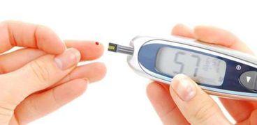 الإصابة بمرض السكر