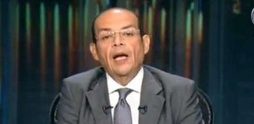 الإعلامي محمد شردي