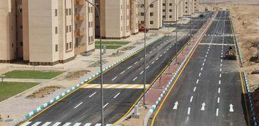 وحدات سكنية بديلة لسكان المناطق العشوائية