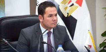 أسامة الجوهري، مساعد رئيس الوزراء ورئيس مركز المعلومات ودعم اتخاذ القرار