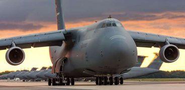 أكبر طائرة نقل عسكري في العالم