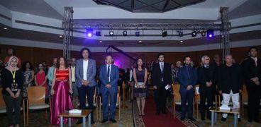 مهرجان شرم الشيخ للمسرح الشبابي بدورته الثالثة