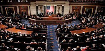 مجلس الشيوخ الأمريكي-صورة أرشيفية