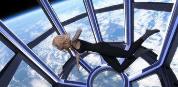 وحدات إقامة السياح في الفضاء
