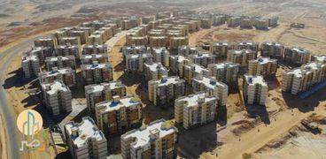 جهاز تنمية أكتوبر الجديدة يواصل تسليم وحدات سكن مصر غداً