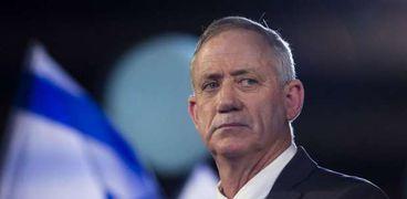 وزير جيش الاحتلال الإسرائيلي بيني جانتس