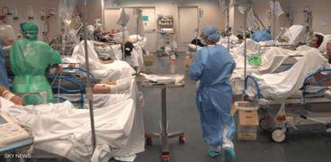 في أدني حصيلة. .إيطاليا تسجل 499 وفاة و12756 إصابة جديدة بكورونا