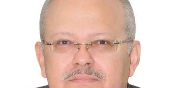 الدكتور محمد  عثمان الخشت ئيس جامعة القاهرة