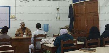 أوقاف الإسماعيلية إعداد مراكز لإعداد جيل من محفظى القرآن بعيدا عن التشدد والتطرف.