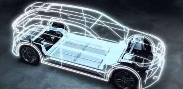 نموزج تصور السيارات ذاتية القيادة من أبل_أرشيفية