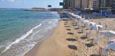 شاطئ الإسكندرية