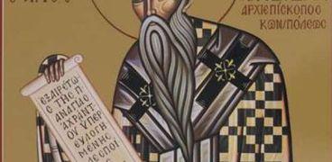 القديس بولس بطريرك القسطنطينية