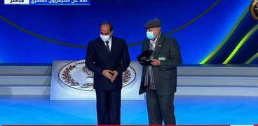 الرئيس السيسي يكرم أسماء شهداء الشرطة