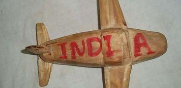 طائرة مريم الخشبية