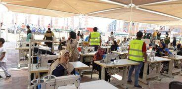 مشروعات تنموية لمحدودي الدخل في كفر الشيخ