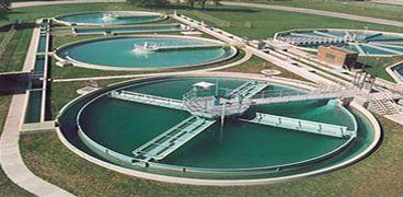 محطة عالمية لمعالجة المياه في الجبل الأصفر