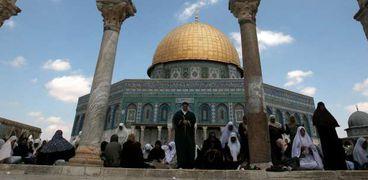 القدس صورة أرشيفية