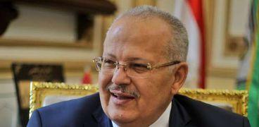 الدكتور محمد عثمان الخشت .. رئيس جامعة القاهرة