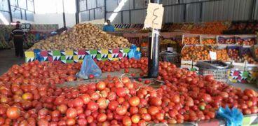 أسعار الخضروات والفاكهة - أرشيفية