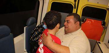 """وفاه """"محمد سمير"""" مصاب مرض السمنه المفرطة بالمحلة بسبب مضاعفات صحية"""