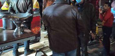 حملات لمتابعة الإجراءات الإحترازية ببورسعيد