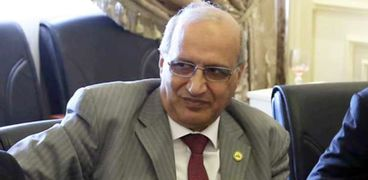 الدكتور سامي هاشم-رئيس لجنة التعليم بالبرلمان