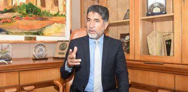 الدكتور احمد المنظري المدير الإقليمي لمنظمة الصحة العالمية