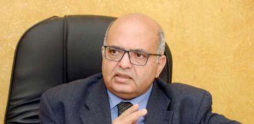 الدكتور عصام المغازي، رئيس جمعية أمراض الصدر