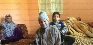 اسرة احد الصيادين المحتجزين فى تونس- أرشيفية