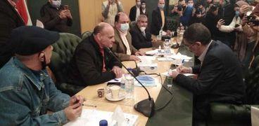 ضياء رشوان يترشح لانتخابات الصحفيين