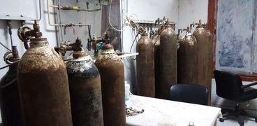 بعد قرار النيابة.. تعرف على منظومة الأكسجين في مستشفى الحسينية
