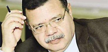 لمهندس حمدي عبدالعزيز المتحدث باسم وزارة البترول